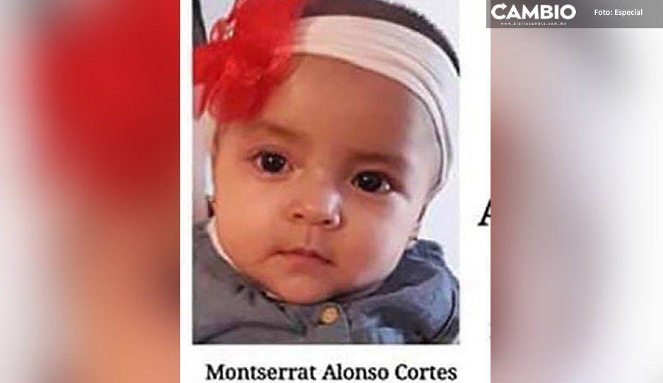 Roban a la bebé Monserrat en Cuautlancingo ¡Ayúdanos a encontrarla!