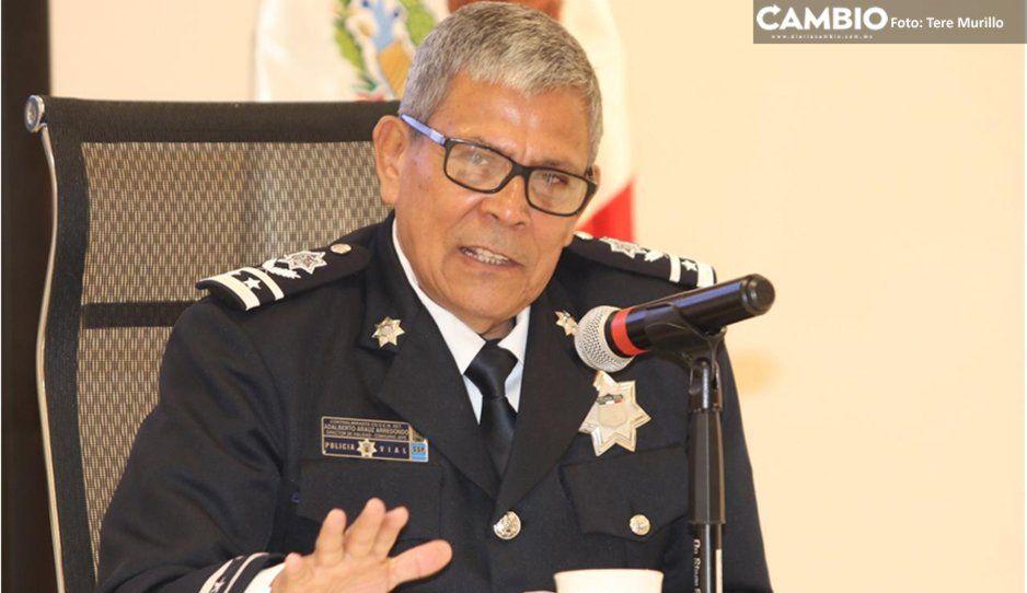 SSP presenta programa para combatir la corrupción tras detectar a cinco policías que recibían moches