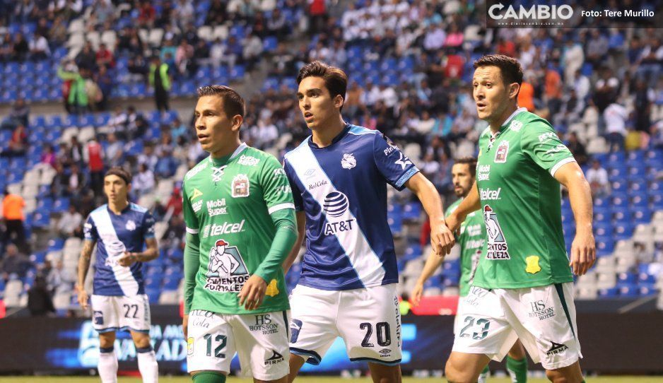 A los menores del Club Puebla les urgen  minutos, va en penúltimo lugar de la tabla