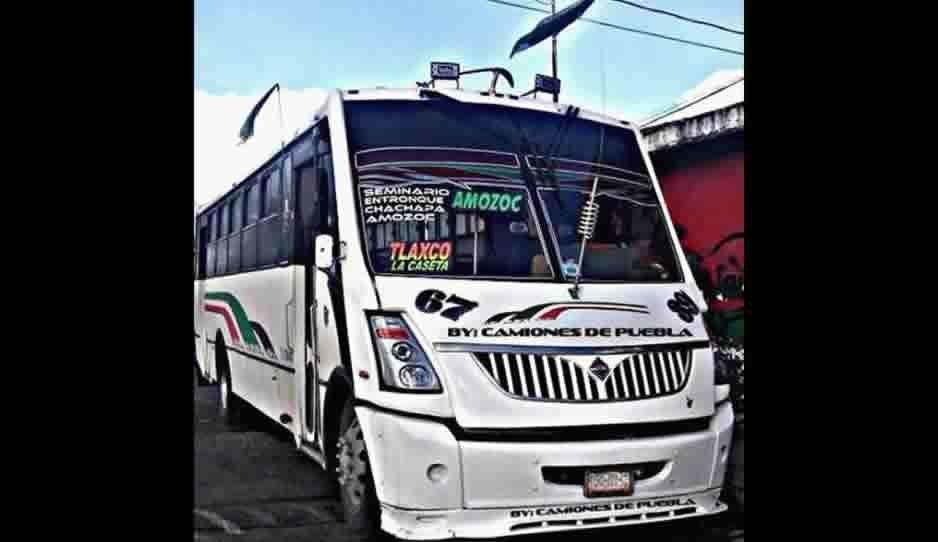 Imparable la inseguridad en Amozoc, ahora atracan la ruta 67 Tlaxco