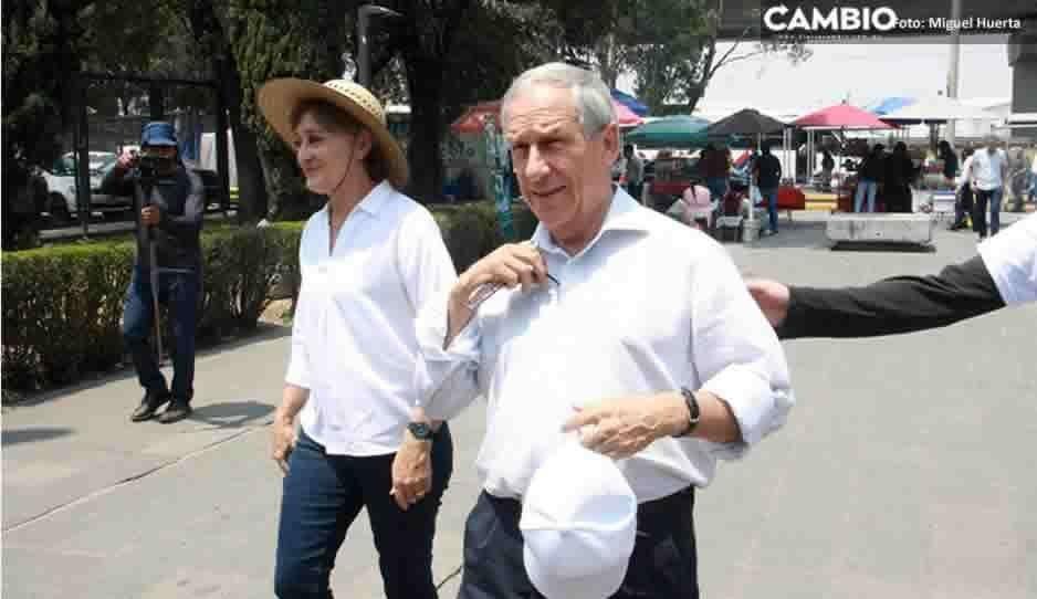 Cárdenas sigue exhibiendo su miseria humana: Aplaudo que Barbosa compita en esas condiciones de salud