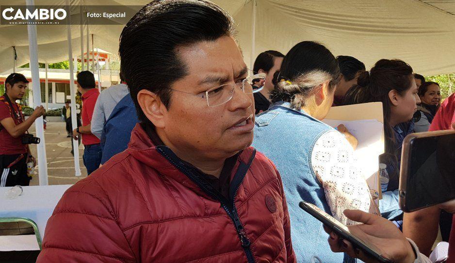 Munícipe de Coronango niega  presiones de SGG y Finanzas