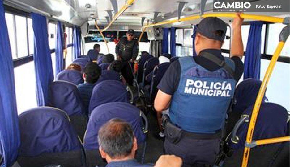 Diputada del PT busca que asaltantes del transporte público queden sin derecho a libertad