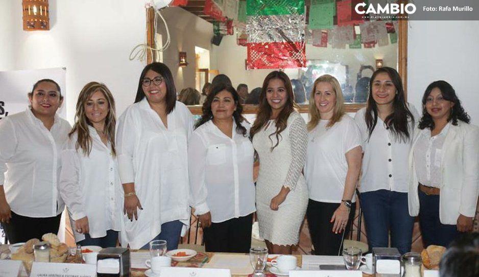 Sin Morena, mujeres del PAN, PRI, PRD, CPP y MC presentan foro para promover la participación ciudadana