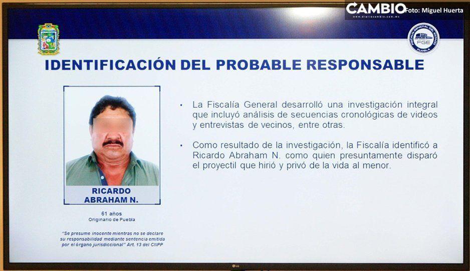Dictan prisión preventiva a homicida de Santi y ordenan su trasladado al Cereso de San Miguel