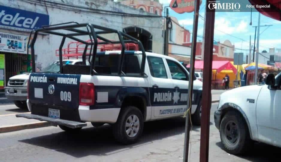 Lluvia de plomo en Tlacotepec: comando armado balea a tres personas y sobreviven