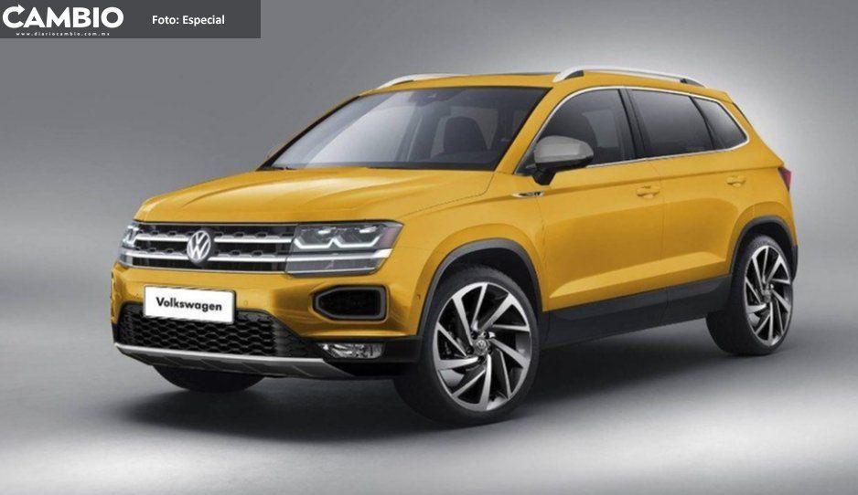 Planta de Volkswagen Puebla  producirá el modelo Tarek