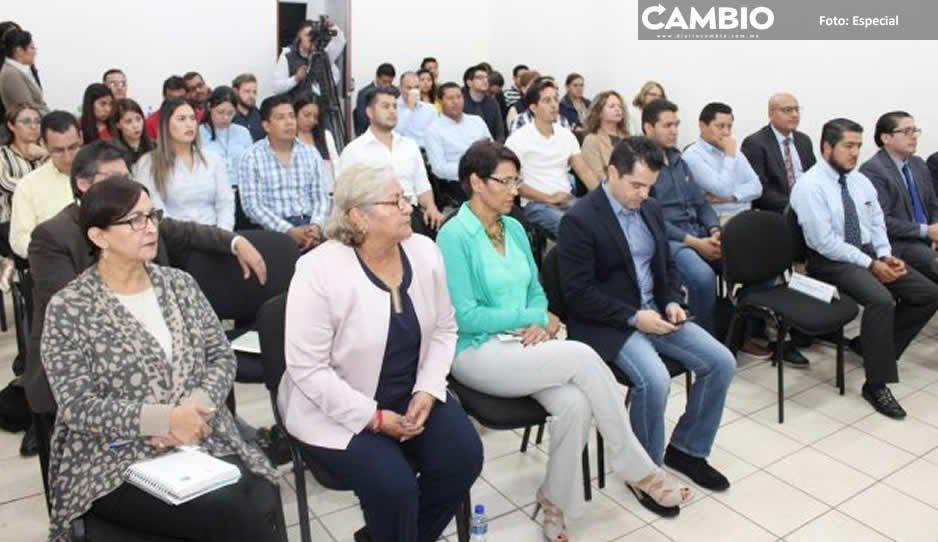 Personal del Congreso del Estado es capacitado por el Itaipue