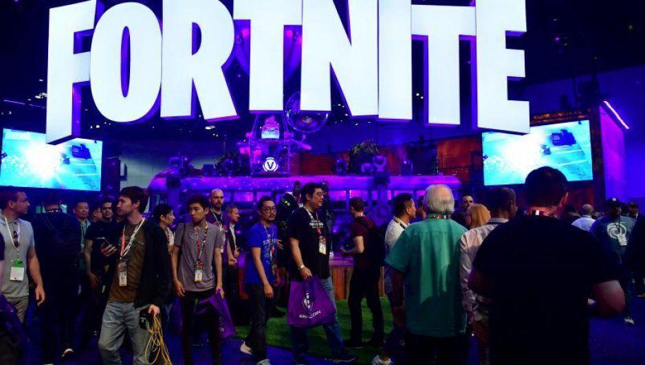 Usuarios de Fortnite denuncian que un agujero negro se tragó al videojuego