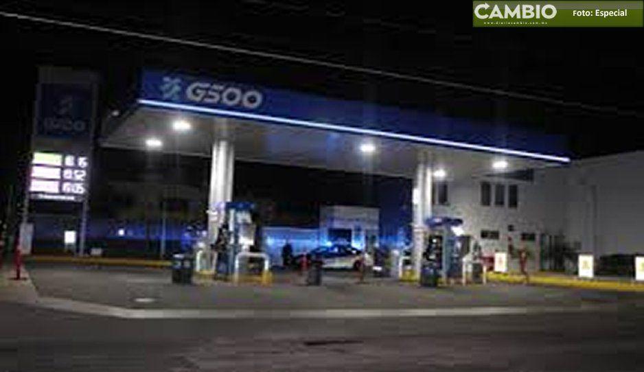 Robo en dos gasolineras una camioneta y un intento de asalto se registran en Texmelucan