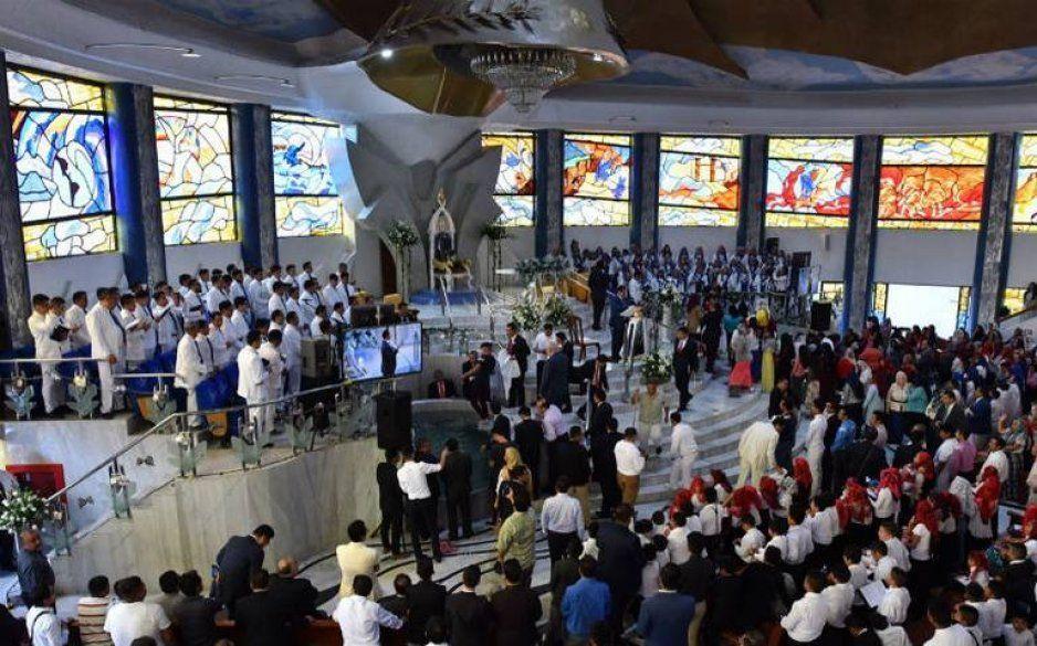Iglesia La Luz del Mundo denuncia acoso a sus fieles, piden a gobernadores mayor seguridad