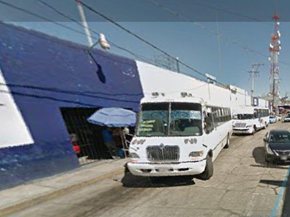 No para los atracos en Texmelucan, ahora fueron operadores del transporte público