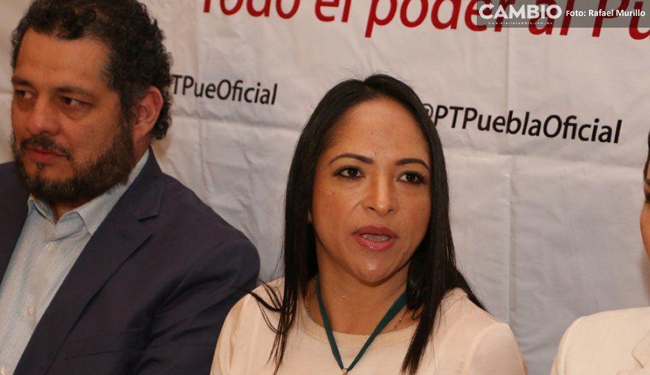 Lizeth Sánchez urge al IMSS reanudar  las obras del hospital San Alejandro
