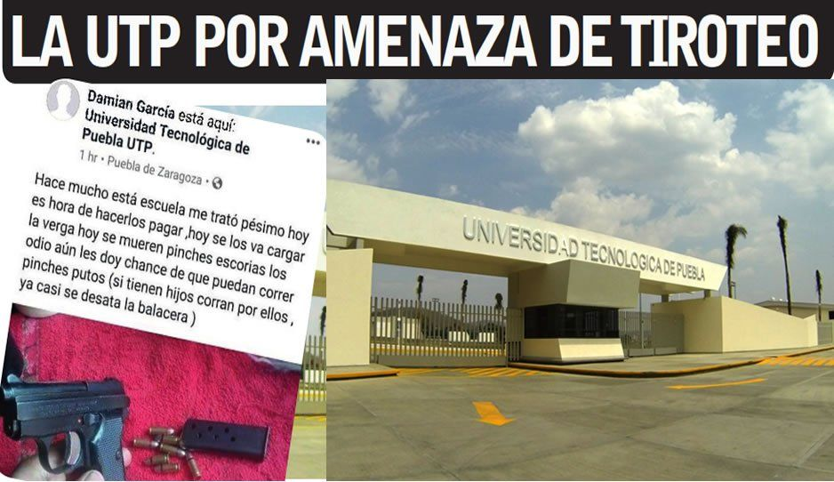 UTP suspende clases por amenaza de tiroteo publicada en Facebook