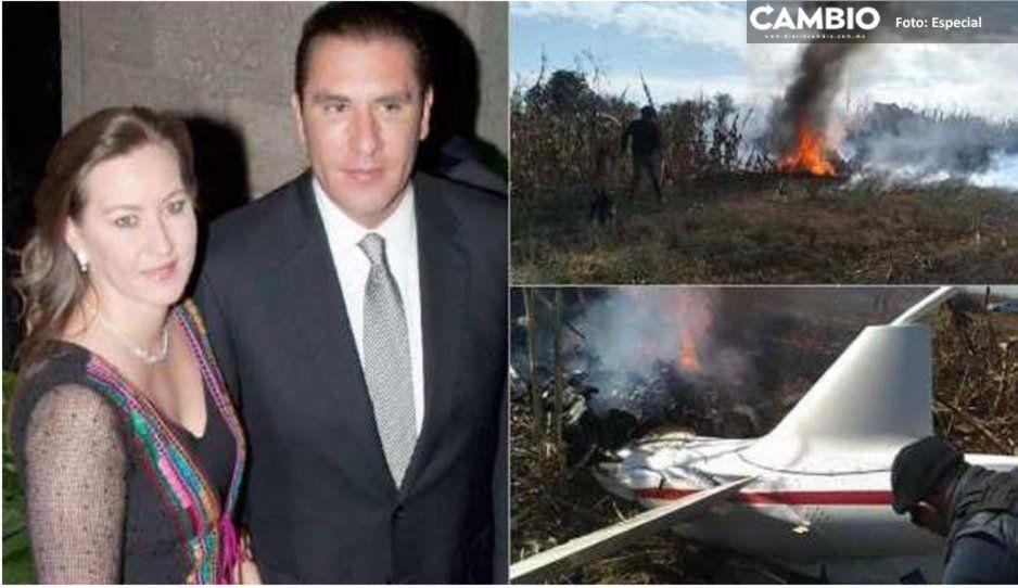 Fiscalía General de Estado reserva por cinco años información del helicopterazo