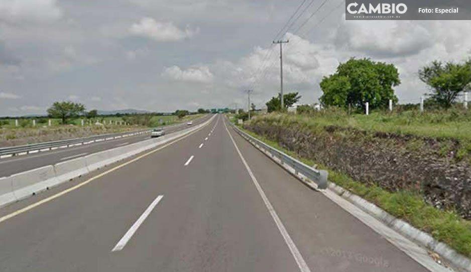 Roban camión con valor de más de un millón de pesos en Tepeojuma