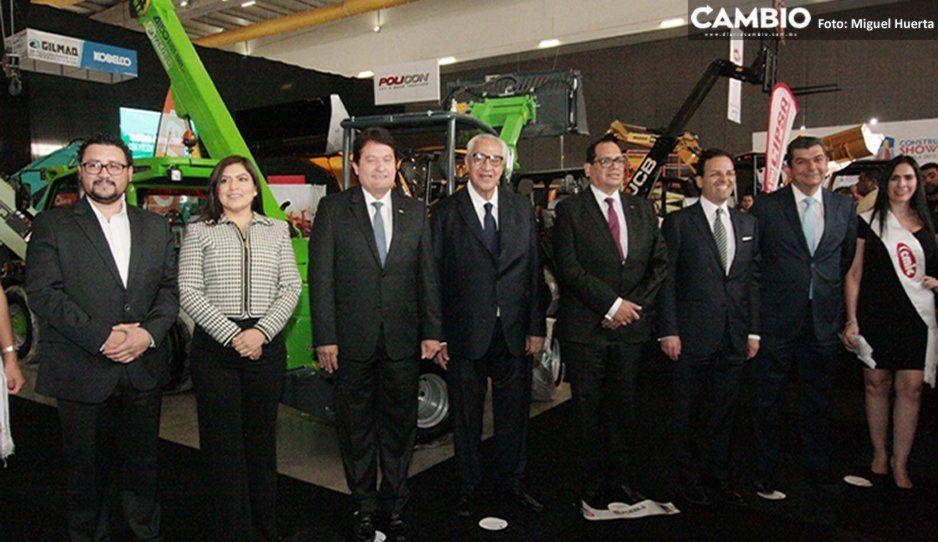 Inauguran la 28va Expo Construcción Construshow Puebla 2019