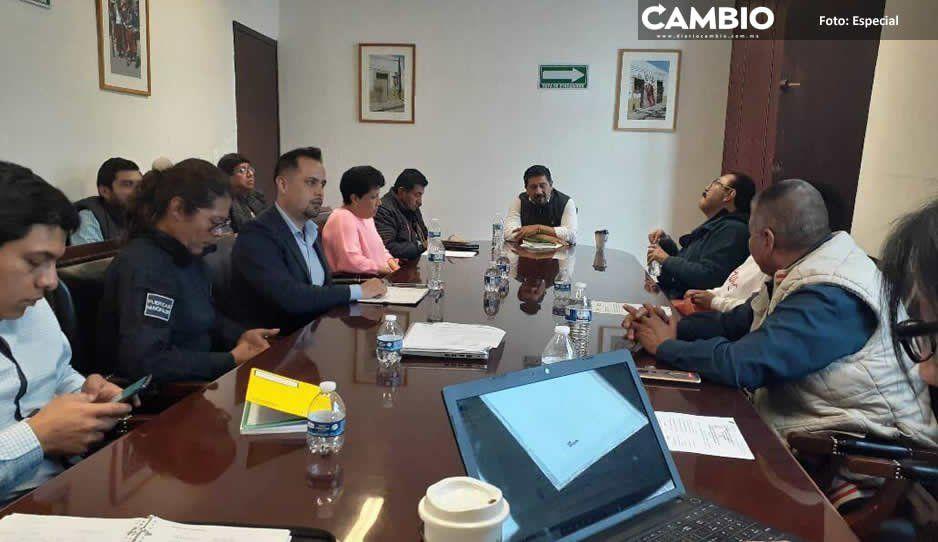 Gobierno de Texmelucan trabaja con legalidad y transparencia en beneficio de los comerciantes
