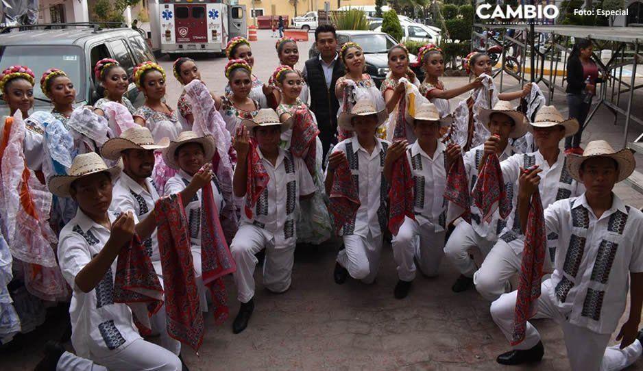 Ocoyucan celebra el 109 Aniversario de la Revolucion Mexicana
