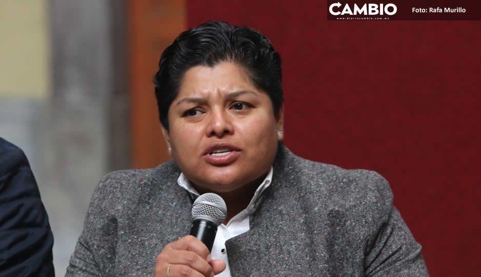 Tristeza da tu mala gestión: PAN revira a Karina Pérez por contrainforme