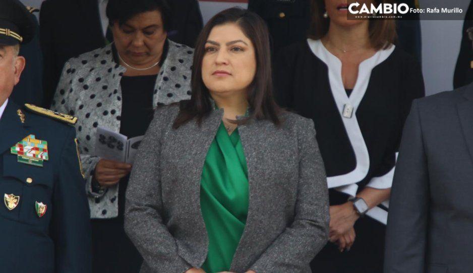 Claudia culpa a administraciones de Gali y Banck por ecocidio en Bosques de Amalucan