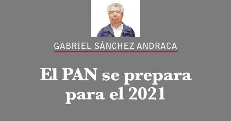 El PAN se prepara para el 21