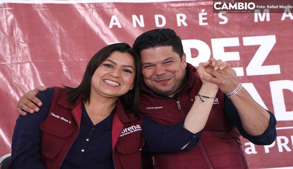 Biestro media entre regidores del G5  y Claudia Rivera para hacer las paces