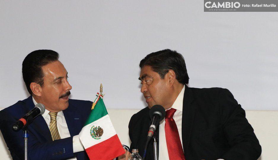 El Loco Téllez huyó a Hidalgo y dejó estela criminal en Texmelucan, revela Barbosa