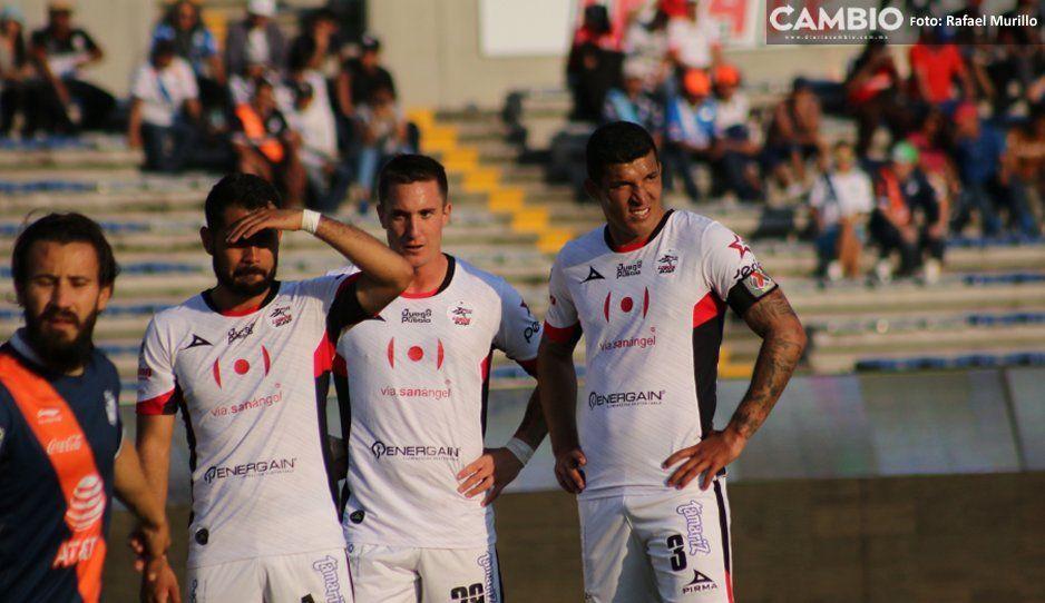 El Maza, Abraham González y Rabello,  los tres huerfanitos de Lobos BUAP