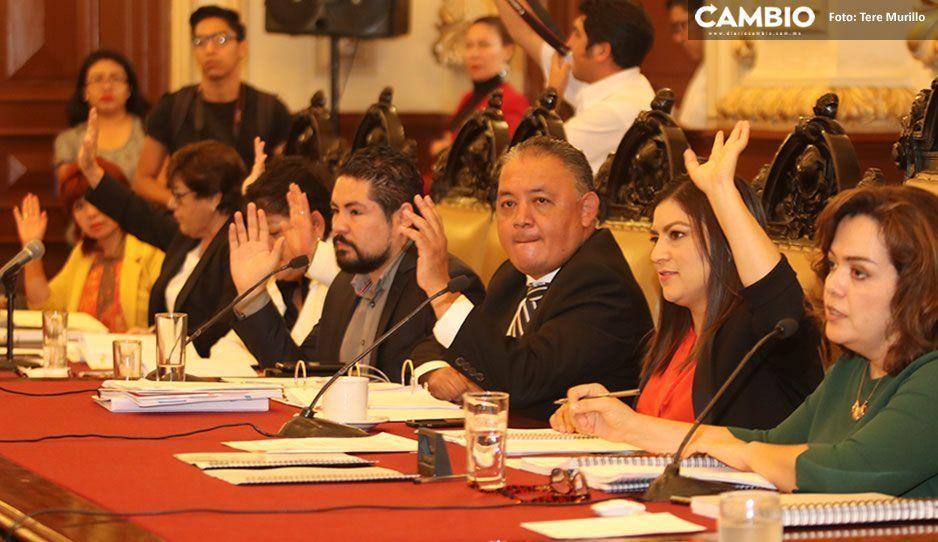 Actualizarán conteo de votos en sesiones de Cabildo, regidores contarán con un tablero electrónico