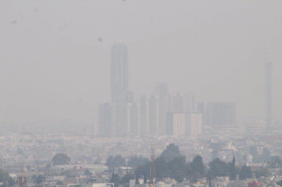 Sí hay alerta ambiental, confirma Sinaica: el aire en Puebla es irrespirable (VIDEO)