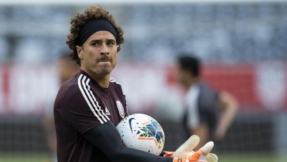 Ochoa registra 9 goles en contra desde que hace un mes volvió a México