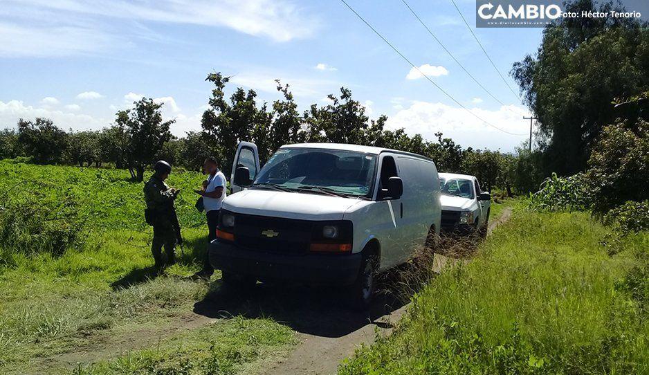 Fosa clandestina de Huejotzingo tiradero de cadáveres de Los Chilangos: ya van 21 cuerpos
