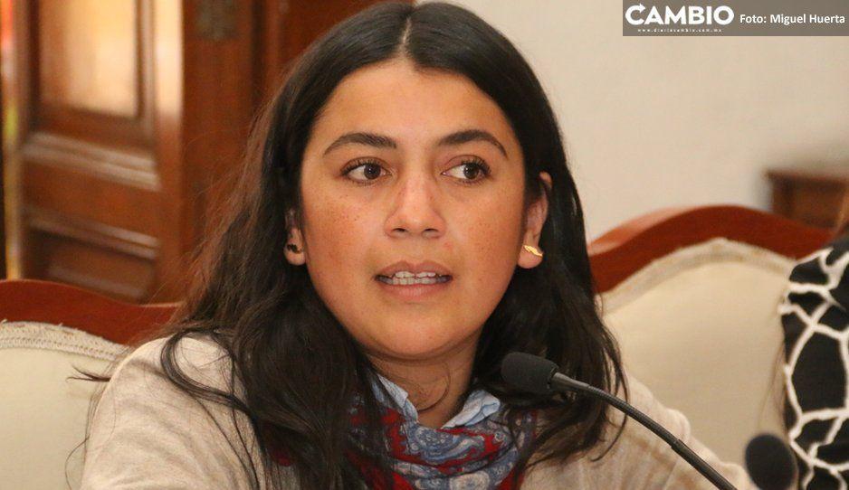 Diputada de Morena propone eliminar el  fuero constitucional para todo funcionario