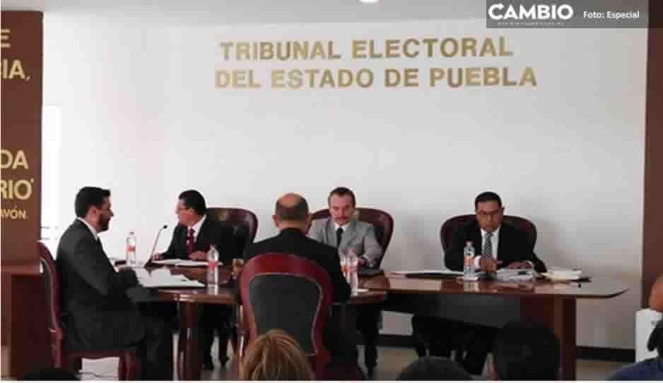 TEEP deberá resolver impugnaciones de aspirantes a la presidencia auxiliar de San Francisco Totimehuacán