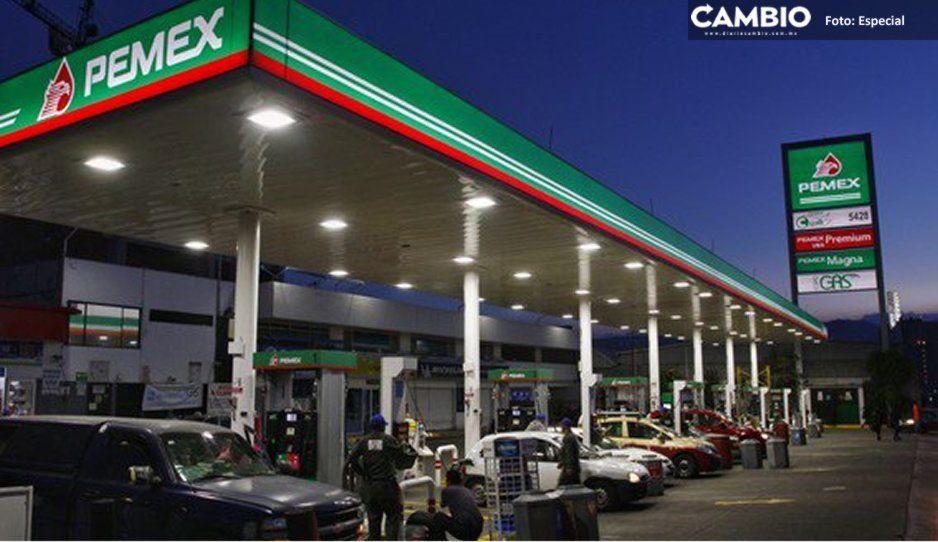 Completamente regularizado el abasto de combustible en México: Pemex