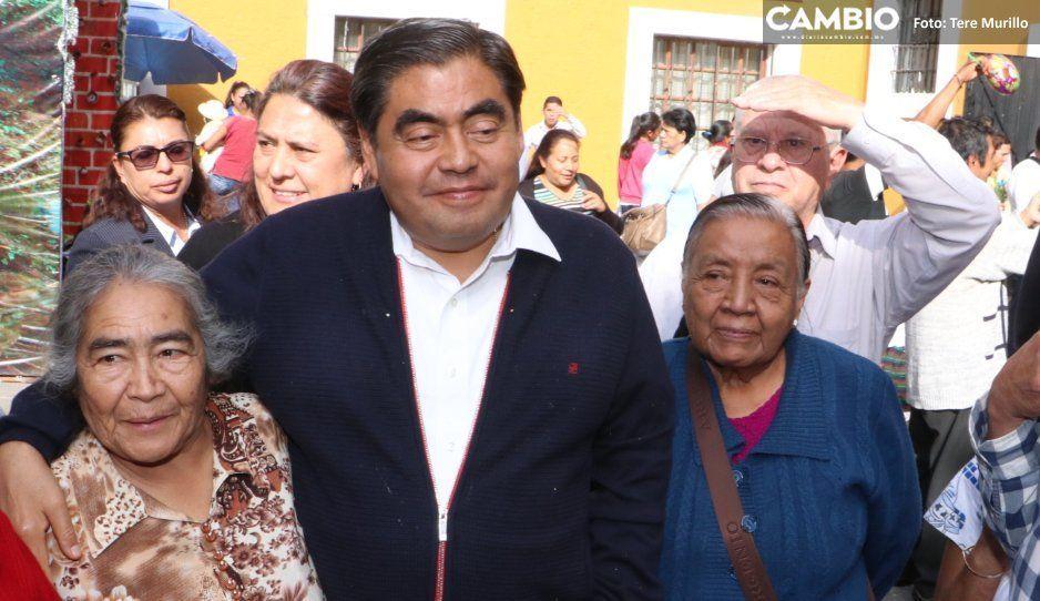 Barbosa pide a Claudia que coopere en los operativos contra la pirotecnia