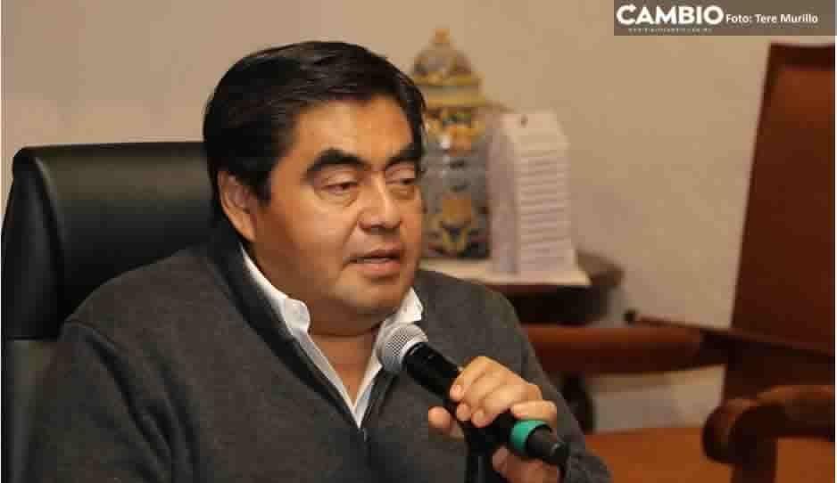 Solicitará Barbosa a la federación la construcción de un penal federal en Puebla
