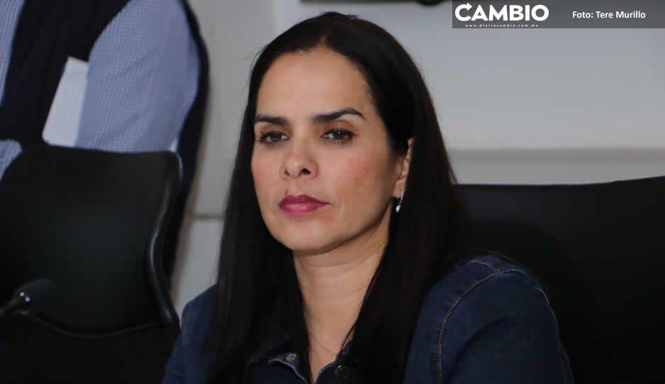 Liliana Luna busca acuerdos políticos  para librar proceso por robo de ataúdes