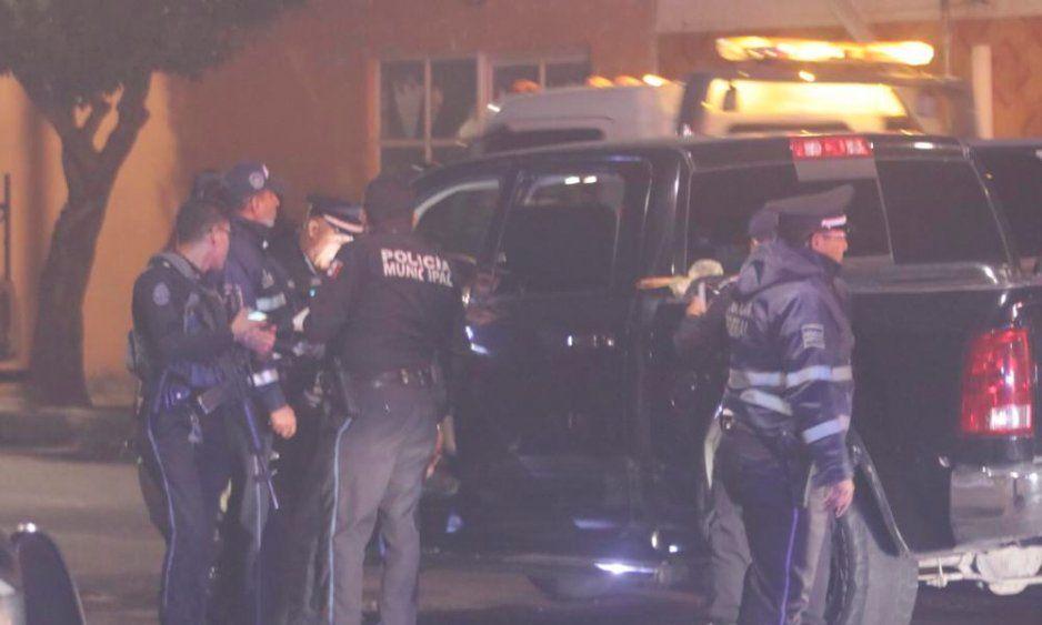 Balacera en San José Los Cerritos: Ladrones de autos asesinan a policía municipal y dejan a cuatro más heridos