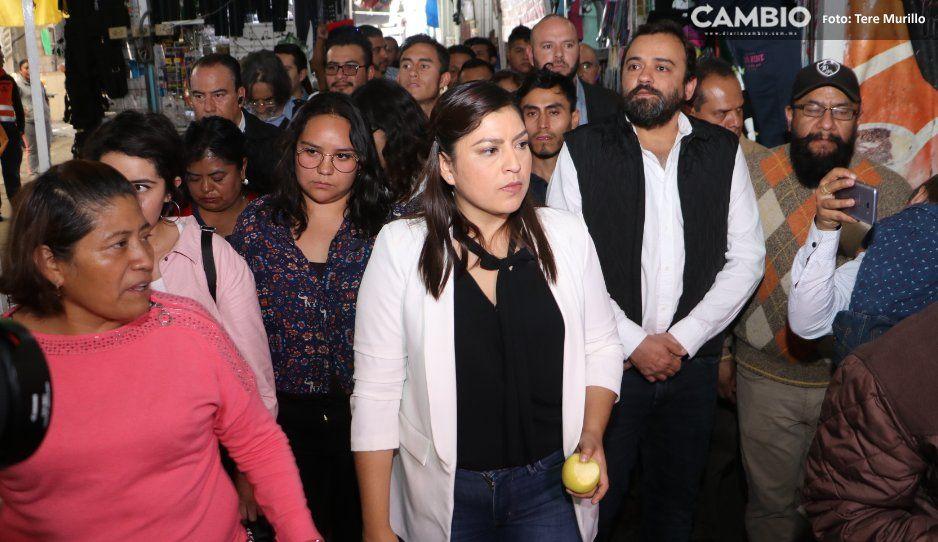 Claudia descarta que recorrido en Mercado Unión  sea una cortina de humo antes de su primer informe