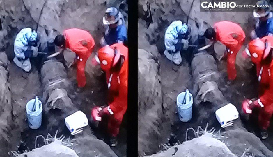 Tomas clandestinas en Texmelucan han sido selladas: Protección Civil