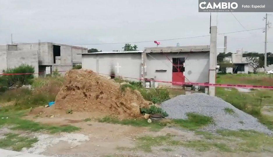 Feminicidio 57: asfixian a Mary Cruz en casa de ex pareja en Las Ánimas, Amozoc