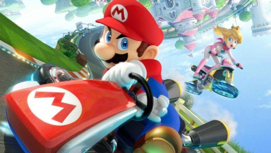 Mario Kart llegará a dispositivos móviles este 2019