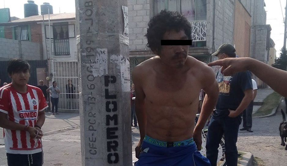 Casi lo linchan por robarse una bicicleta en San Aparicio