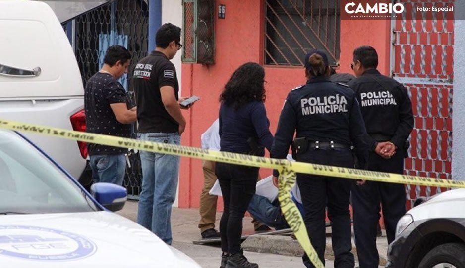 Muere hombre en plena calle de la colonia Venustiano Carranza; tenía problemas en los pulmones