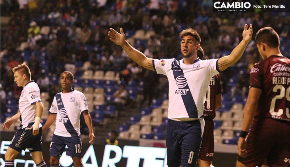 El sueldo separa a Lucas Cavallini de Cruz Azul
