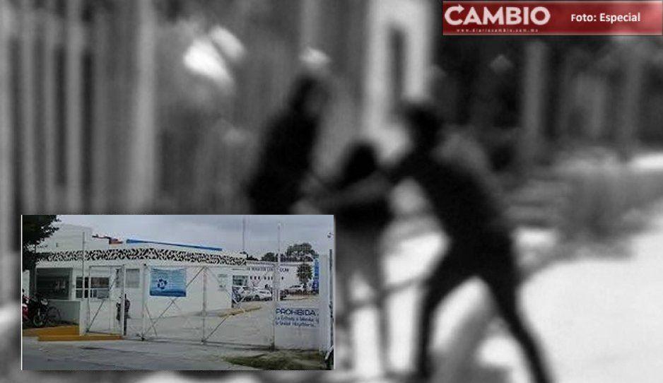 Lesionan a hombre durante asalto en Texmelucan