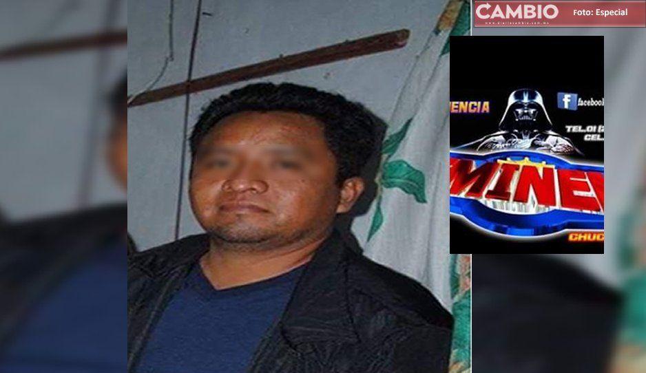 Encuentran el cuerpo de Chucho León, sonidero, en carretera Tenextepec, Atlixco