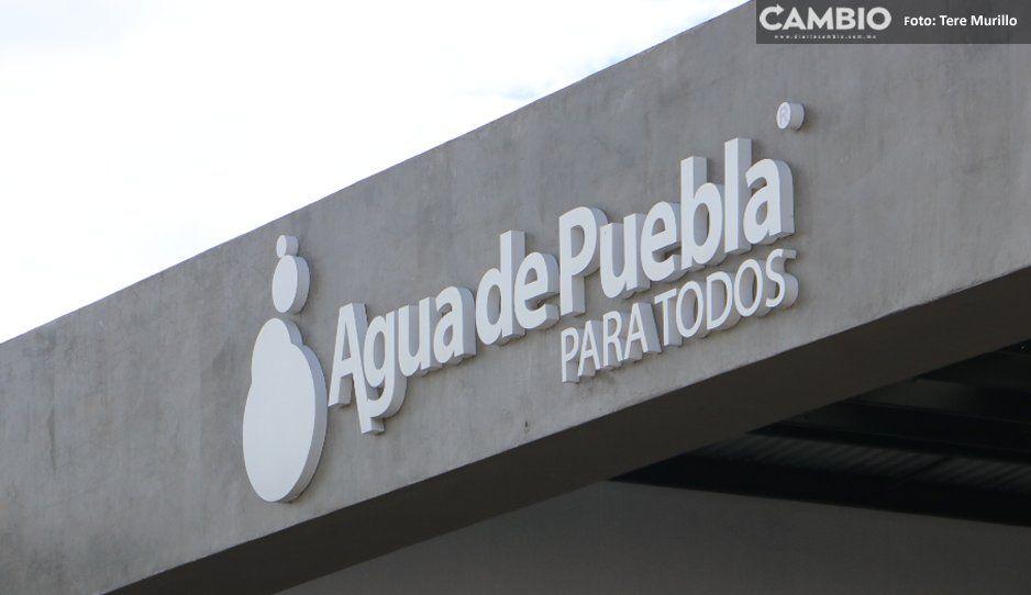 Negociazo de Agua de Puebla: duplica el costo en tarifas bajas y lo triplica en altas